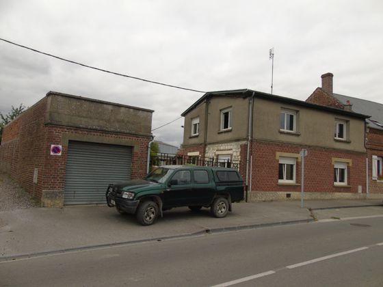 Vente maison 5 pièces 142,76 m2