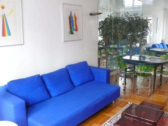 Location appartement meublé 2 pièces 60 m2