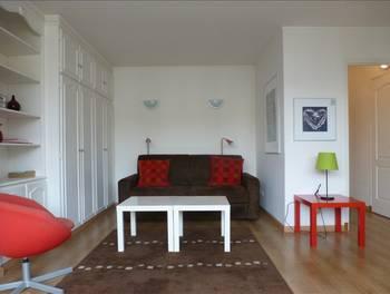 Studio meublé 29,24 m2