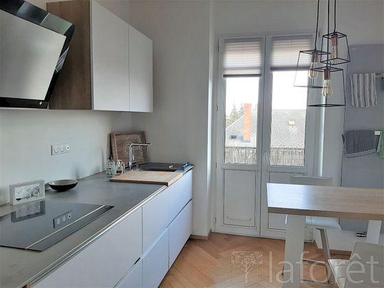 Vente appartement 6 pièces 97,49 m2