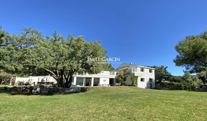 House with pool Saint-Cyr-sur-Mer