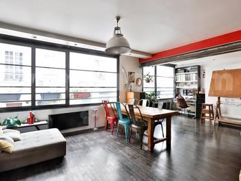 Loft 2 pièces 89,85 m2