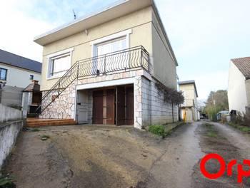 Maison 3 pièces 54,73 m2