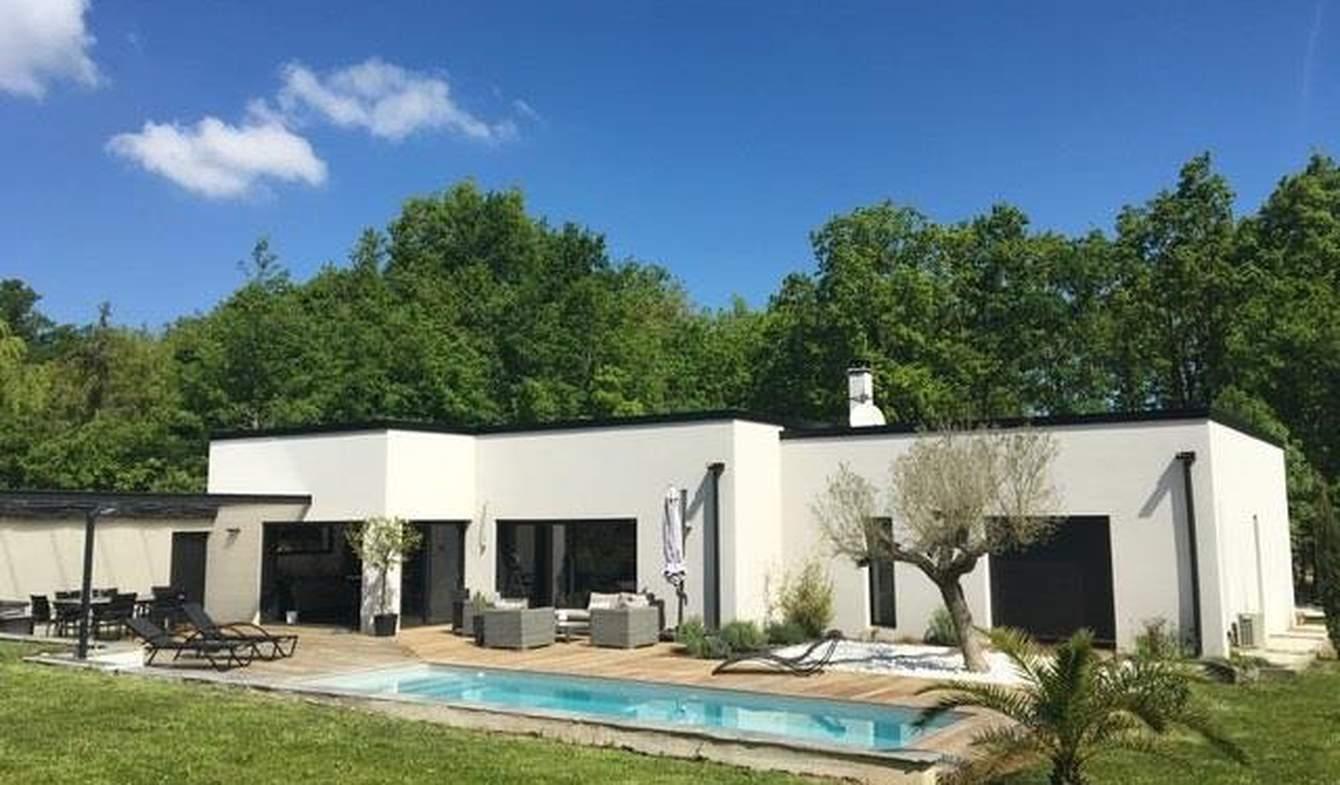 Maison avec piscine Castella