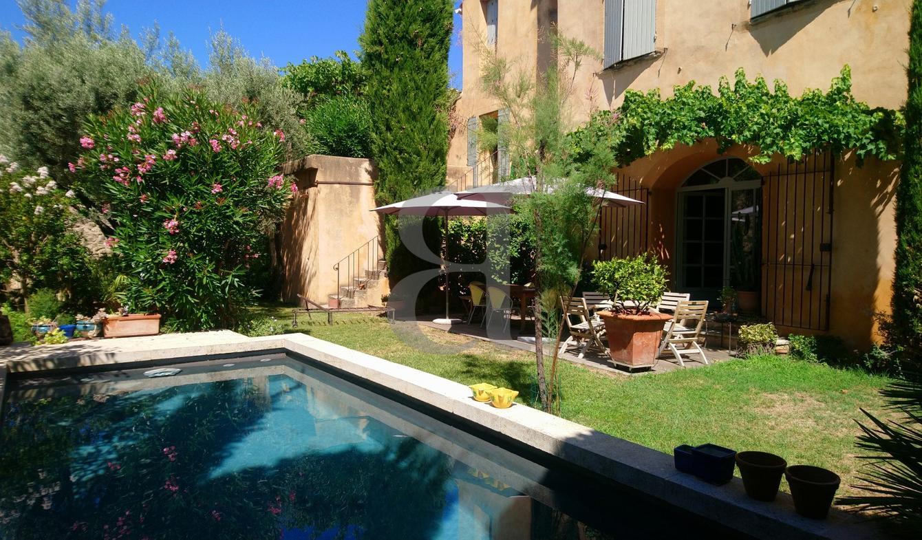 Maison avec piscine Mazan