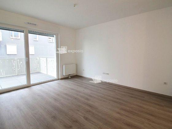 Location appartement 2 pièces 43,54 m2