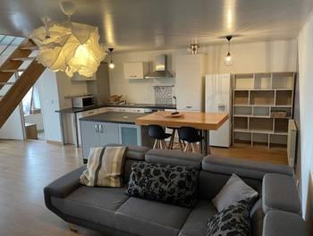 Appartement 4 pièces 72,02 m2