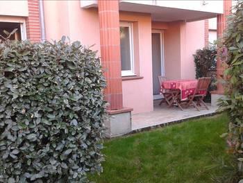 Appartement meublé 2 pièces 41,72 m2