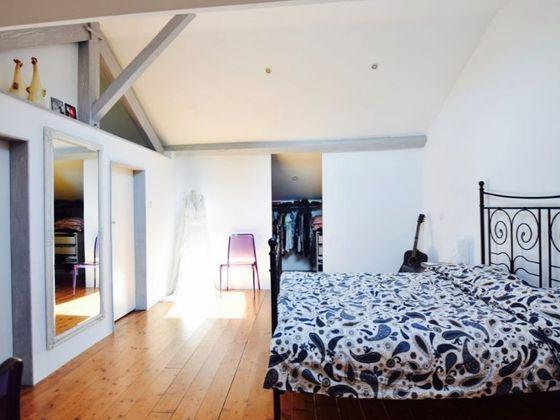 Location loft 4 pièces 162 m2