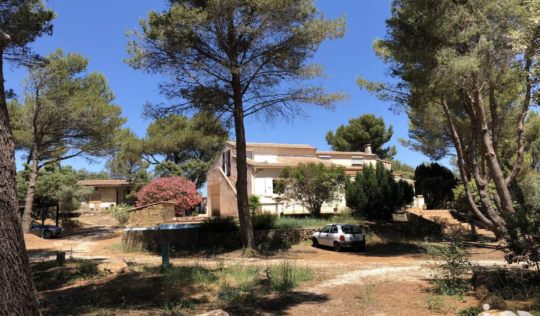 Maison avec terrasse Grans