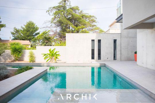 ajouter ma slection maison avec piscine et terrasse
