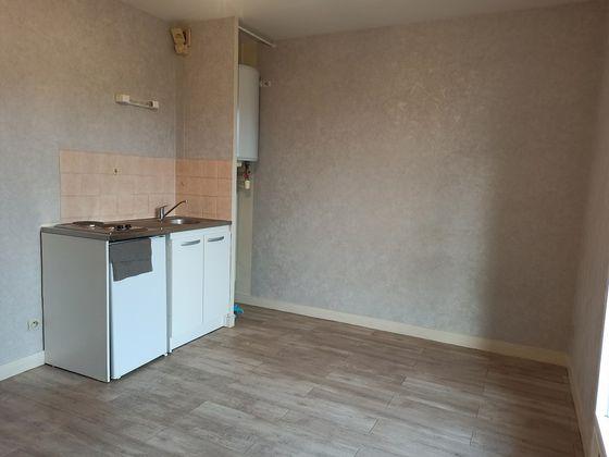 Location studio 17,89 m2