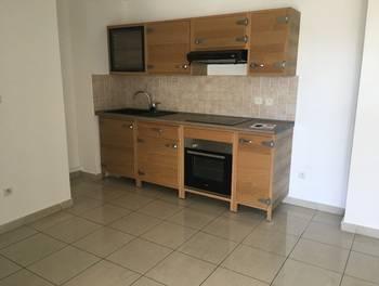 Appartement 3 pièces 47,49 m2