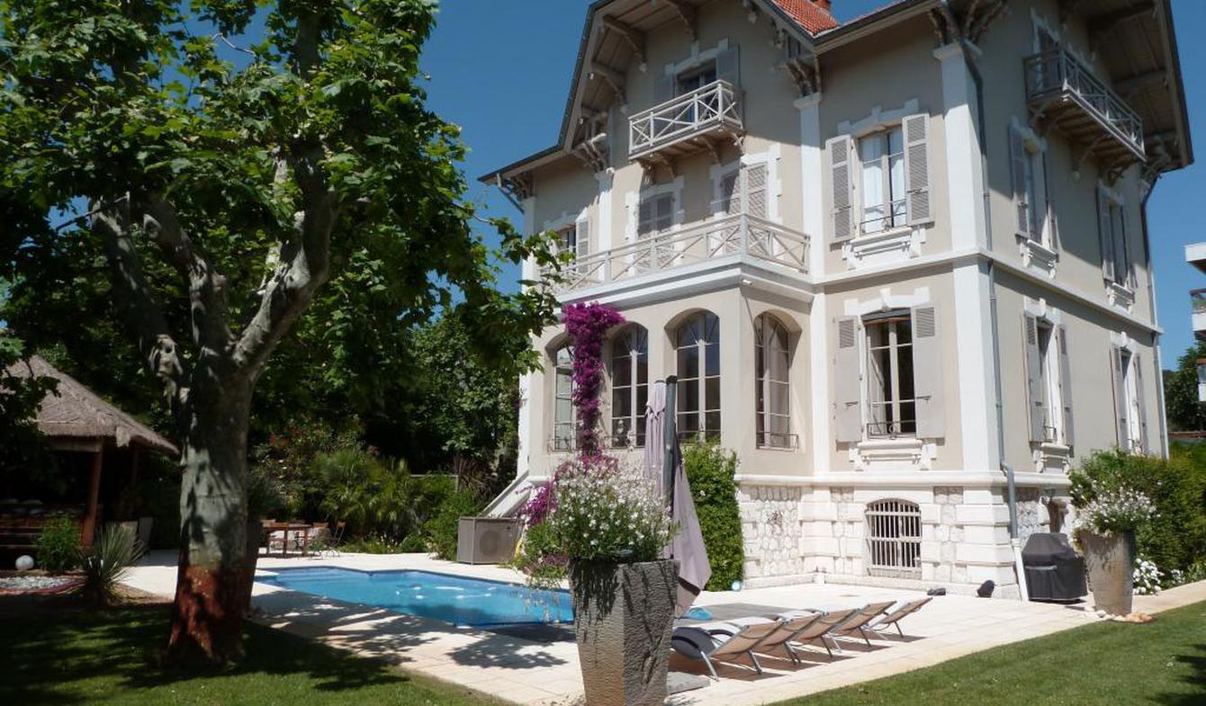 Maison avec piscine et terrasse Marseille 8ème