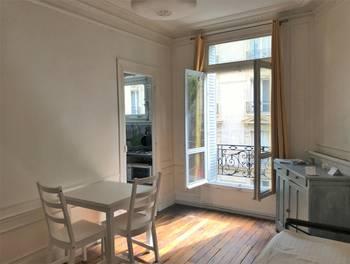 Appartement meublé 2 pièces 35,56 m2