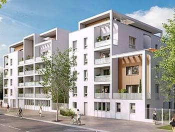 Appartement 3 pièces 56,58 m2