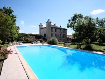 Château 17 pièces 595 m2