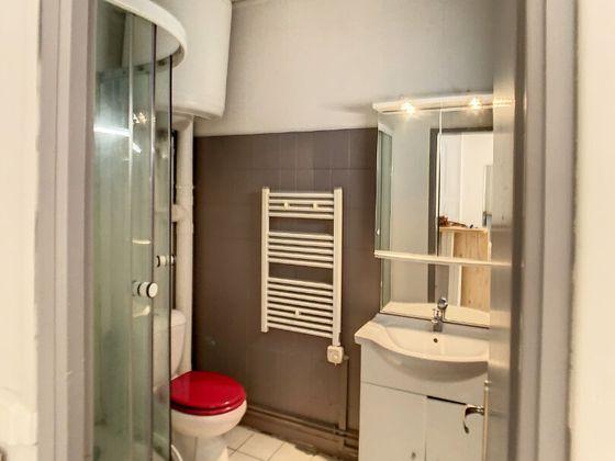 Location studio 23,4 m2