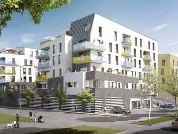 Appartement 4 pièces 105,84 m2