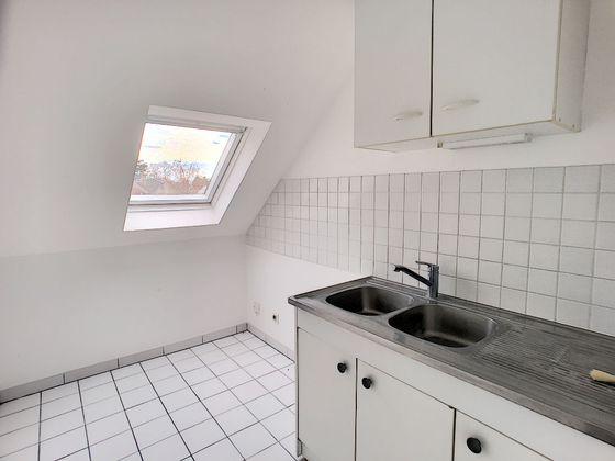 Vente appartement 2 pièces 42,82 m2