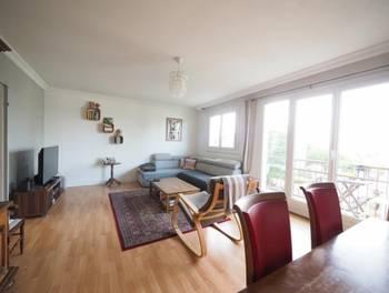 Appartement 3 pièces 76,17 m2