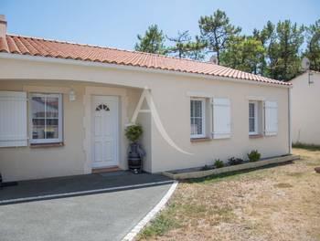 Maison 5 pièces 92,25 m2