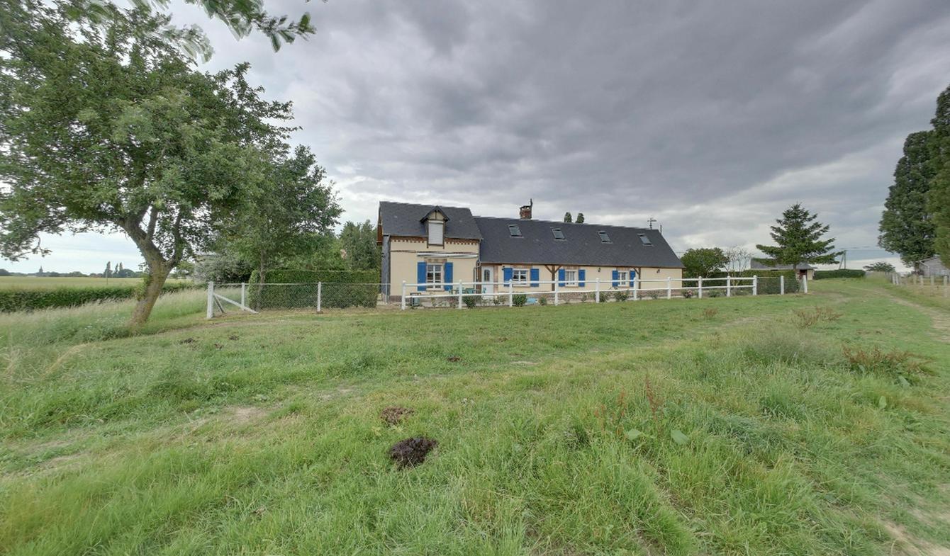 Maison Beaumesnil