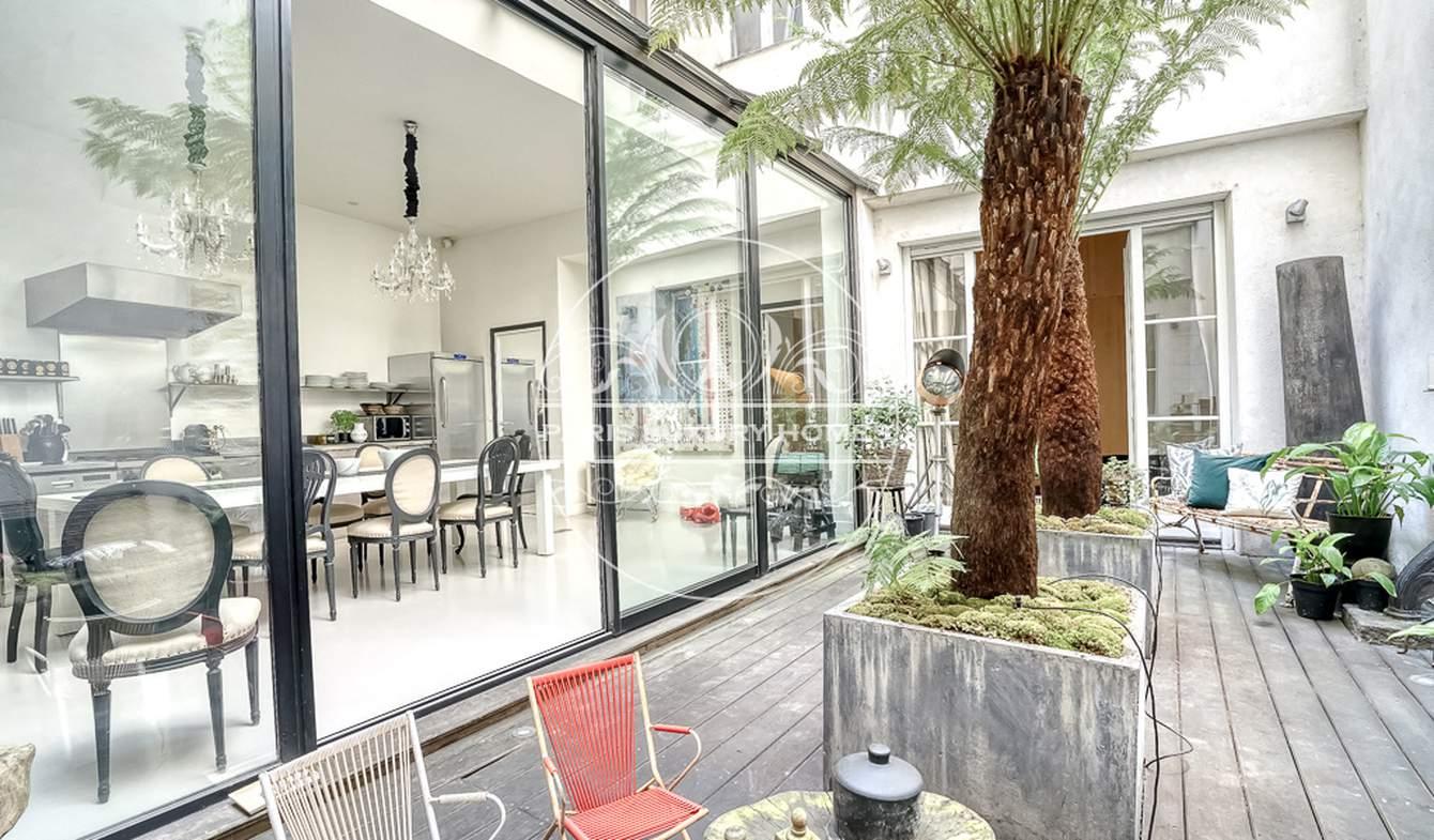 Loft avec terrasse Paris 2ème