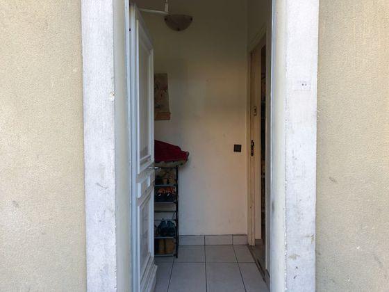 Vente studio 17,39 m2