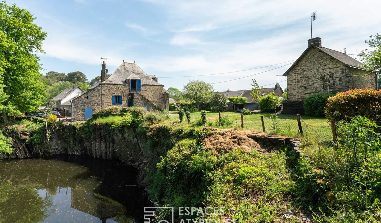 House Moisdon-la-Rivière