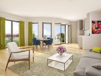 Appartement 4 pièces 81,08 m2