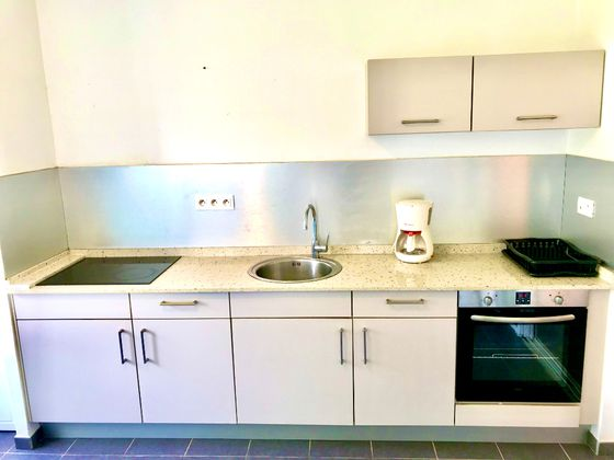 Location appartement meublé 2 pièces 35,6 m2