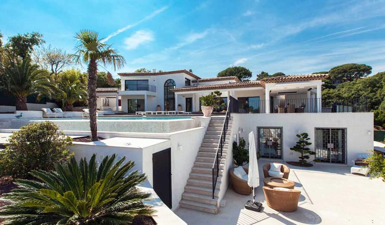 Villa avec piscine et jardin Grimaud