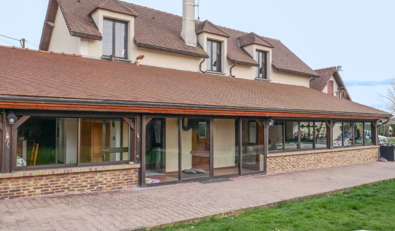 Maison avec terrasse Faremoutiers
