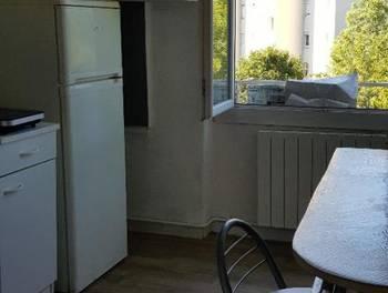 Appartement meublé 3 pièces 40 m2