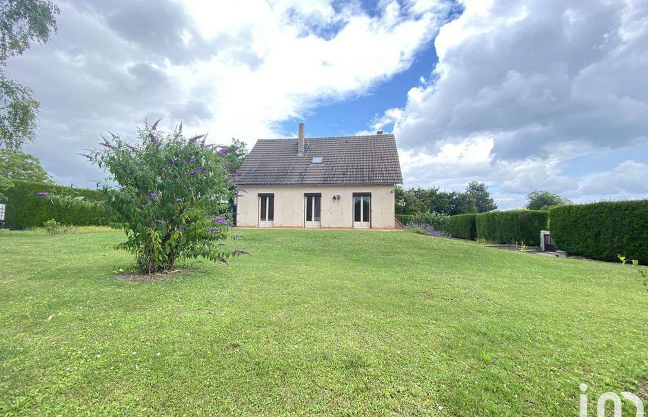 Vente maison 5 pièces 110 m² à Neuvy-Sautour (89570), 149 500 €