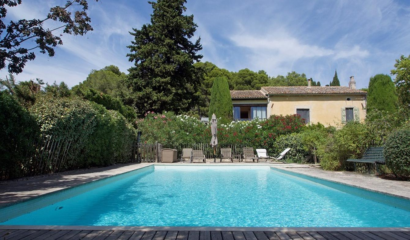 House with garden Maussane-les-Alpilles