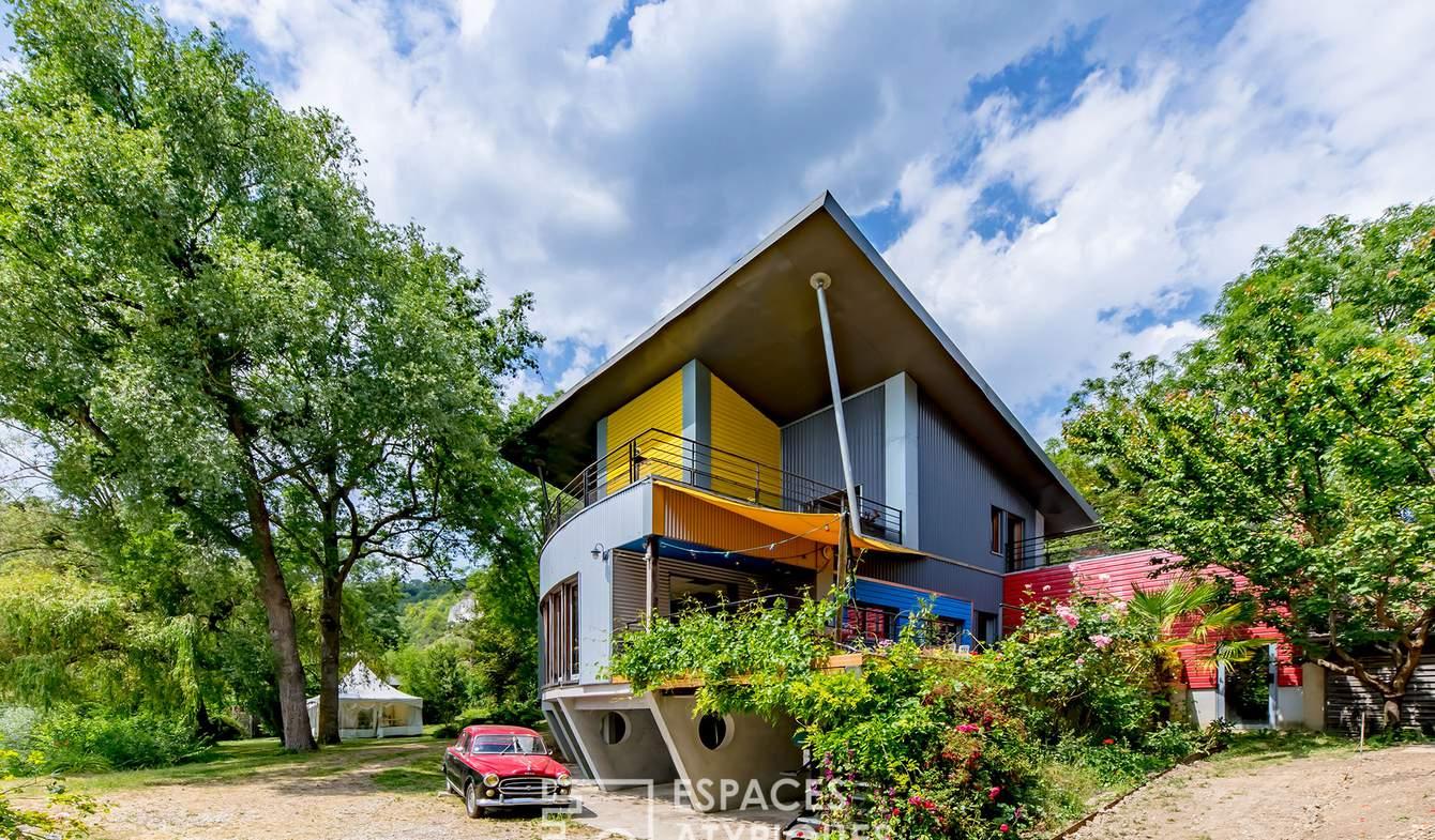 Maison avec terrasse Les Andelys