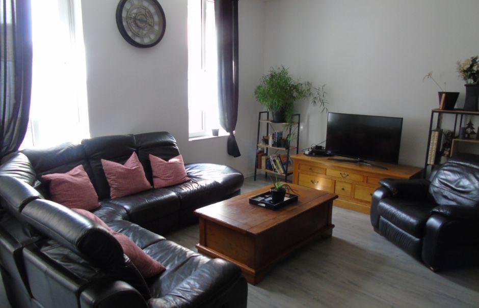 Vente maison 4 pièces 114.42 m² à Saint-Quentin (02100), 160 900 €