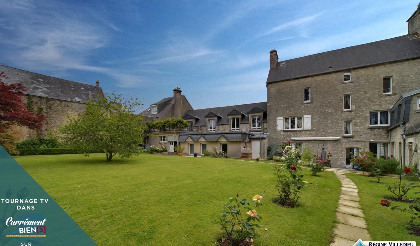Maison avec terrasse Valognes