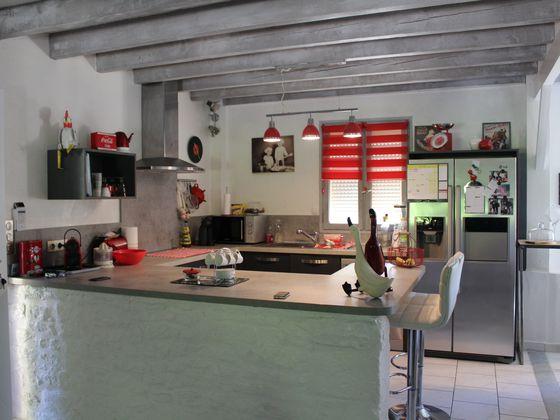 Vente maison 9 pièces 161,51 m2