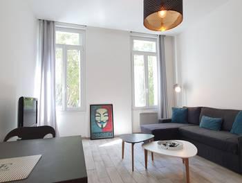 Appartement meublé 2 pièces 43,45 m2
