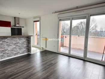 Appartement 3 pièces 63,79 m2