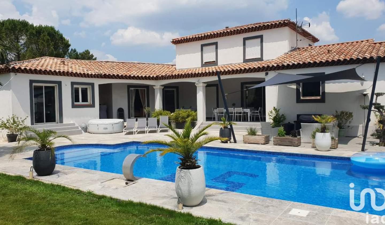 Maison avec piscine et terrasse Saint-Maximin-la-Sainte-Baume