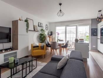 Appartement 3 pièces 64,57 m2