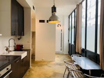 Appartement meublé 2 pièces 52,61 m2
