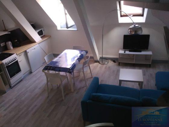 Location duplex meublé 3 pièces 47 m2