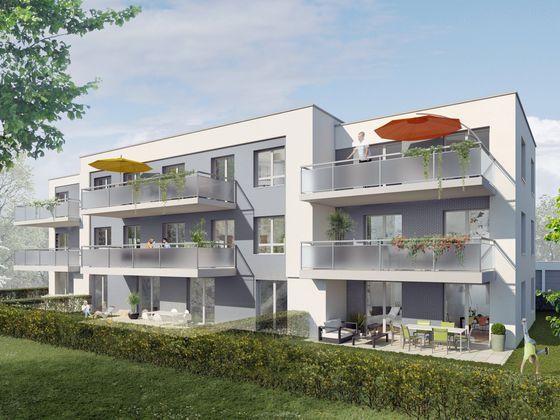Vente appartement 4 pièces 81,34 m2