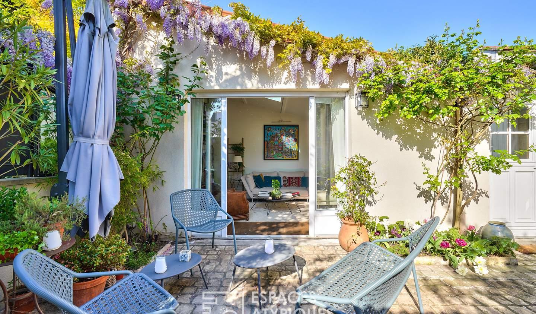 Maison avec terrasse Asnieres-sur-seine