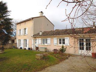 Maison Brioux-sur-Boutonne